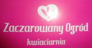 Logo - zaczarowany ogród