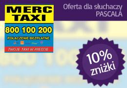 Merc Taxi