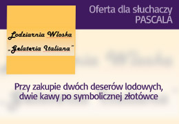 """Lodziarnia Włoska """"Gelateria Italiana"""""""