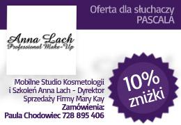 Mobilne Studio Kosmetologii i Szkoleń Anna Lach