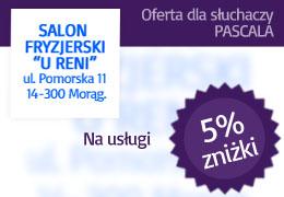 "Salon fryzjerski ""U RENI"""
