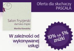 Salon fryzjerski Monika Kowalska