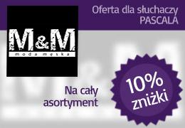M&M Moda Męska