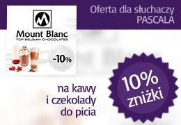 """Pijalnia kawy i czekolady """"Mount Blanc"""""""